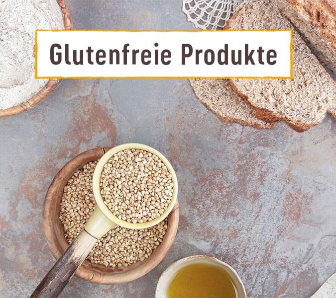 Glutenfrei Kategorie Werz