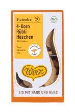 4-Korn Rübli Häschen, Vollkornkekse