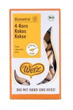 4-Korn Kokos Kekse, Vollkorn