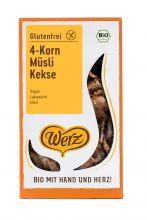 4-Korn Müsli Kekse, Vollkorn