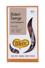 Dinkel-Zwerge nach Schokoart, Vollkorn-Keks