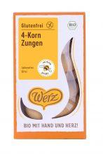 4-Korn Zungen, Kekse