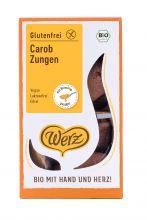 Carob Zungen, Reis Vollkornkekse