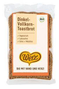 Dinkel-Vollkorn-Toastbrot