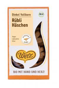 Rübli Häschen, Dinkel Vollkornkekse