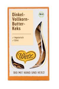 Dinkel-Vollkorn-Butter-Kekse