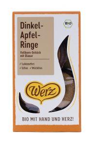 Dinkel-Apfel-Ringe, Vollkorn-Gebäck
