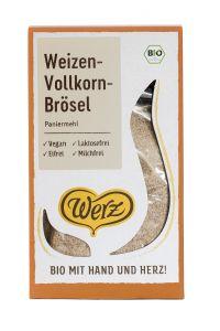Weizen-Vollkornbrösel / Paniermehl