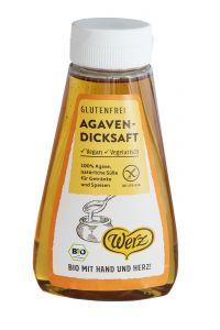 Agaven-Dicksaft, glutenfrei