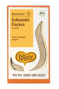 Erdmandel Flocken 250g