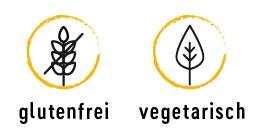 glutenfrei & vegetarisch