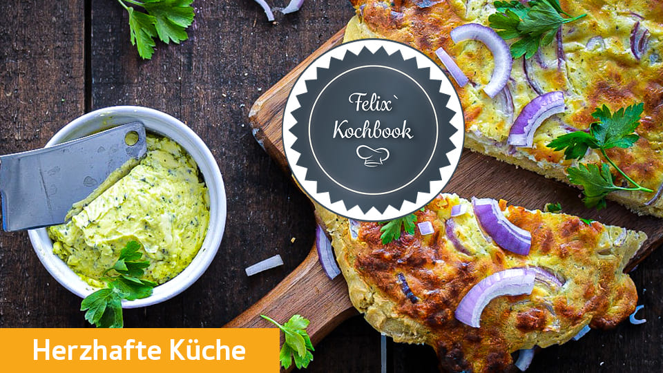 Käsefladen – Blogger Felixkochbook