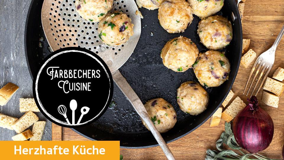 Semmelknödel – Blogger Farbbechers Cuisine
