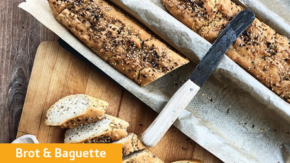 Sesambaguette